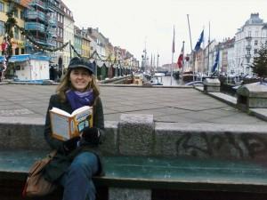 Mette in Copenhagen