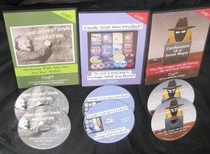 3 Exciting New Audio CD Sets