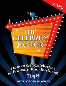 The Celebrity Factor Cover