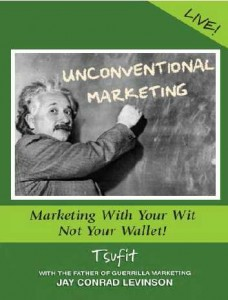 Unconventional Marketing Cover